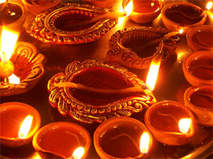 Diwali in 2014 is on the date of October 23.