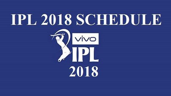 IPL Match Predictions 2018, IPL Schedule, IPL Teams